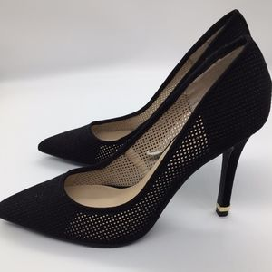 Guess netted pumps NWOT